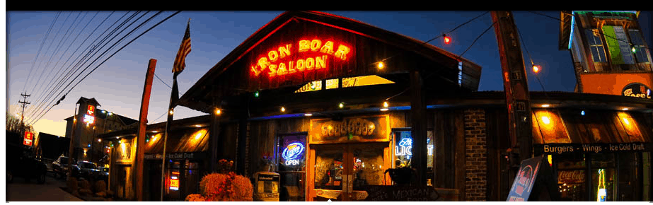 Iron Boar Saloon